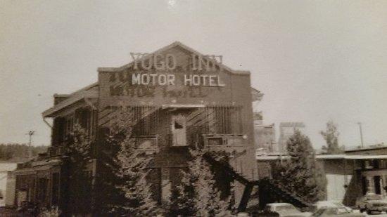 Lewistown, MT: Historic Yogo Inn