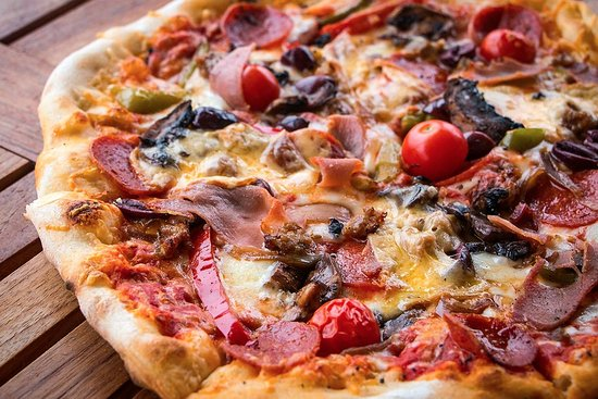 Draper, UT: Try our Italian-style pizzas hot from our imported Stefano Ferrara oven