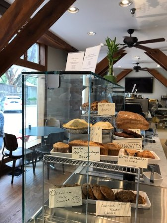 Chestertown, MD: Fresh and home baked gluten free cuisine!