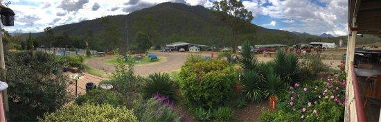 Bush camping getaway