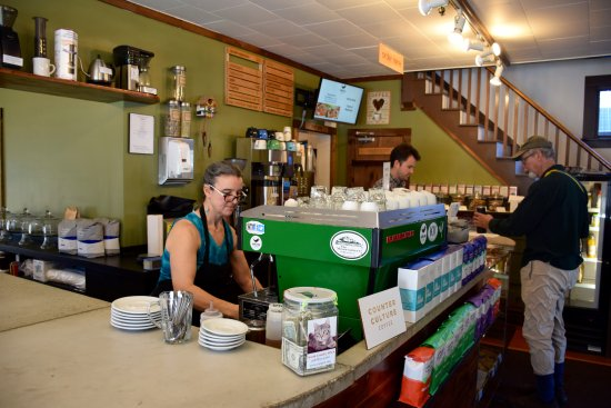 Keene Valley, Nova York: Friendly staff