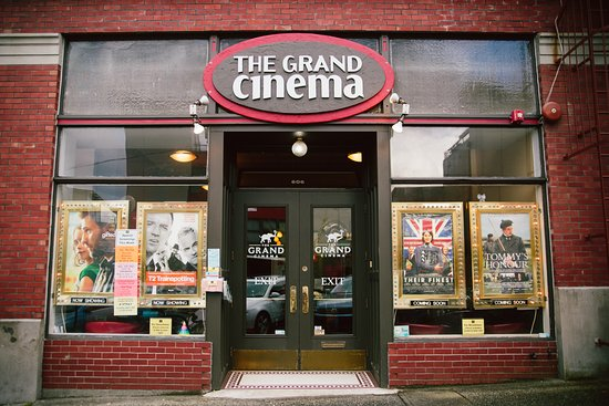 ‪The Grand Cinema‬