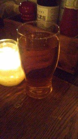 The Blackbird : Hard Apple Cider, good