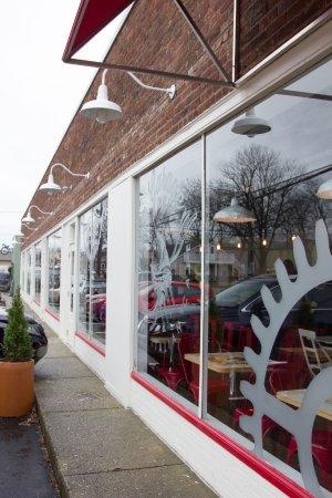 Pasta Garage Italian Cafe Lexington Restaurant Reviews