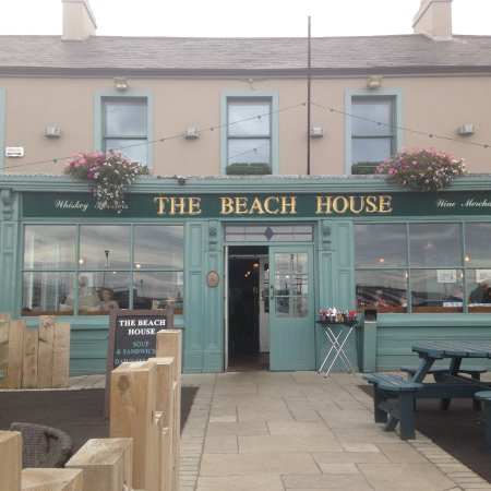 The Beach House In Greystones