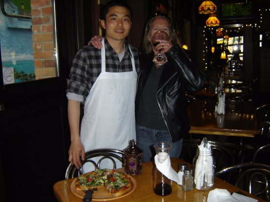 Renfrew, Canadá: The Chef and I ! lmao ! The best !