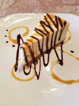 Bellevue, NE: Chocolate Caramel Cheescake