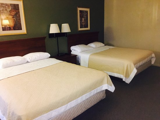 Villa Rica, GA: Two Doubles Room
