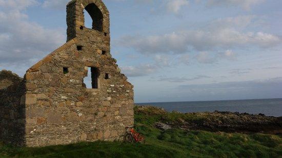 Port Erin, UK: St Michael's Isle