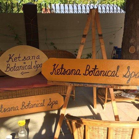 Ketsana Botanical Spa