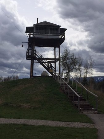 Missoula, MT: Sliderock Lookout Tower