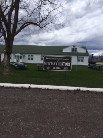 Missoula, MT: Museum of Military History