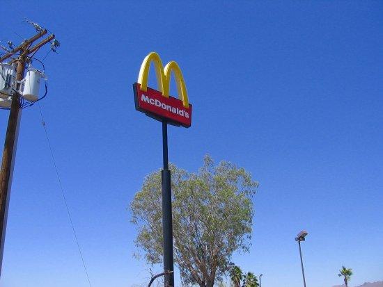 Gila Bend, AZ: Sign
