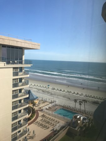 Wyndham Ocean Walk : View from the balcony