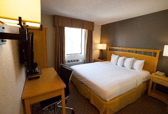 Hudson River Hotel: King Room