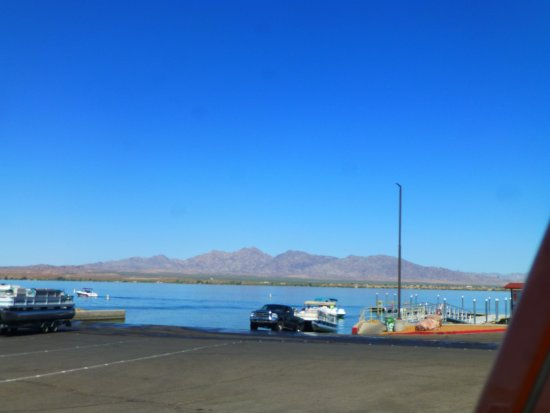 Lake Havasu State Park Boat Launch