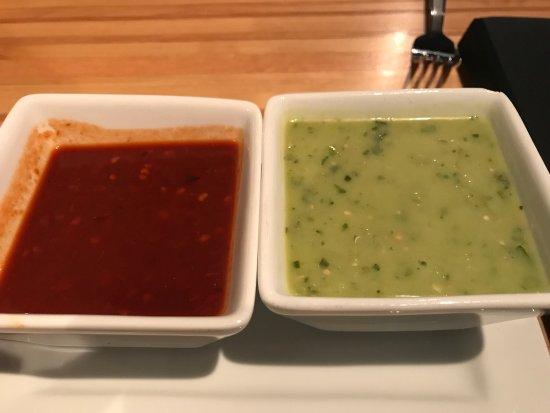 3 different Mole's, numerous Taco choices!