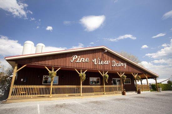 Pine View Dairy Lancaster Restaurant Reviews Phone