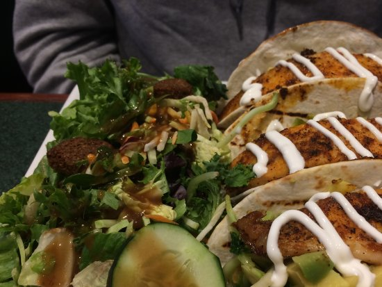 McHenry, Maryland: Fish tacos