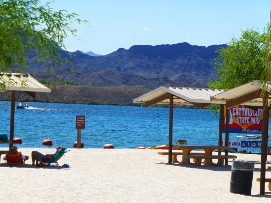 Lake Havasu City, AZ: Picnic area