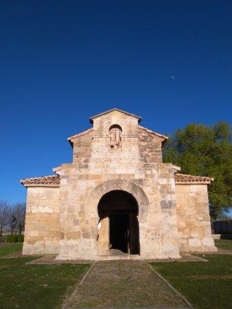 Venta de Banos, Spain: Iglesia de San Juan Bautista (Baños de Cerrato)