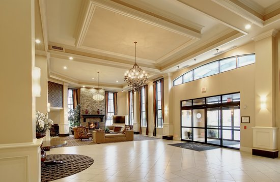 Tigard, OR: Hotel Lobby