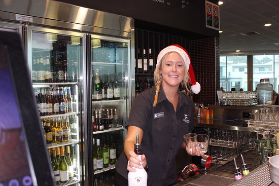 Mollymook, أستراليا: Friendly staff 