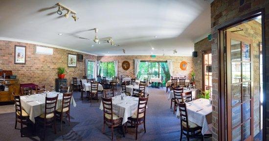 Glen Innes, Австралия: Inside the Hereford Steakhouse