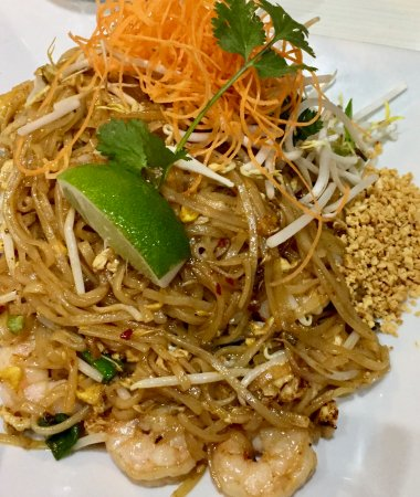 ‪‪Killeen‬, تكساس: Shrimp pad thai‬