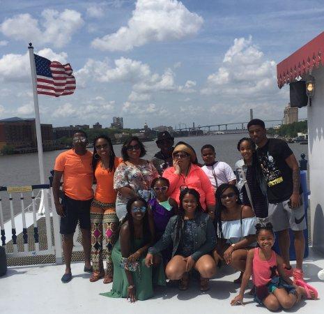 Savannah Riverboat Tour