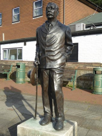 Crowborough, UK: Conan Doyle