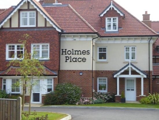 Crowborough, UK: Holmes Place