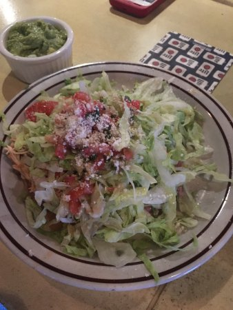 Alfonso's of La Jolla: Tostada night was awesome!