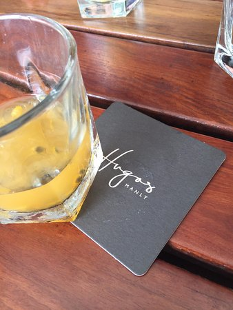 Hugos Manly : Punch