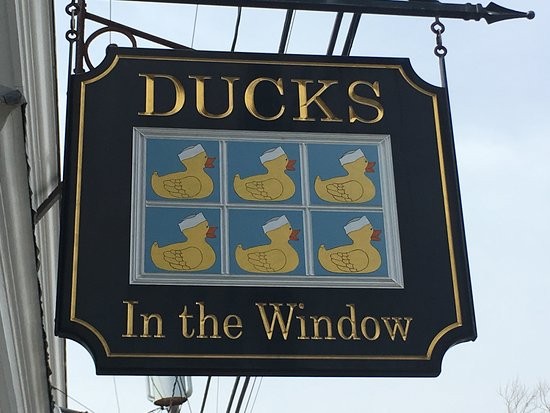 Chatham, MA: Store sign