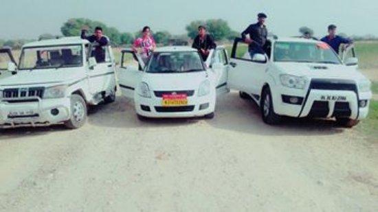Jaipur Taxi Tour