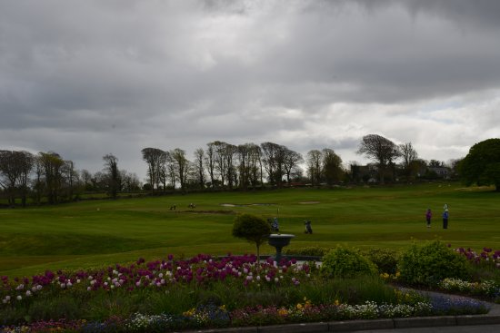 Bushypark, Irland: Golf Course at The Glenlo Abbey Hotel