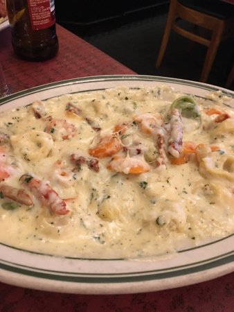 Centennial, CO: Tortellini cheese special.