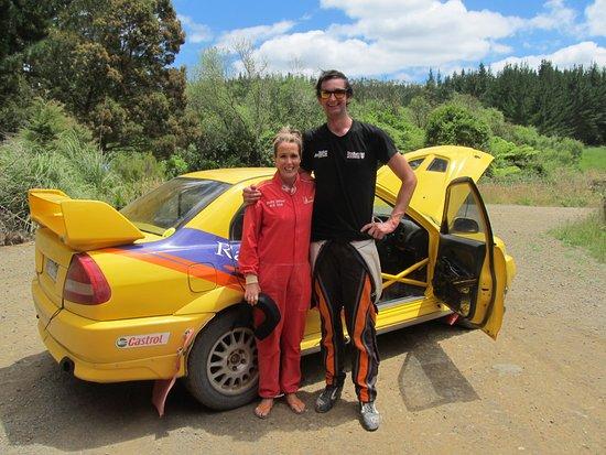 Hamilton, New Zealand: Rally Driving in New Zealand