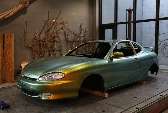 FOMA Car Design Museum