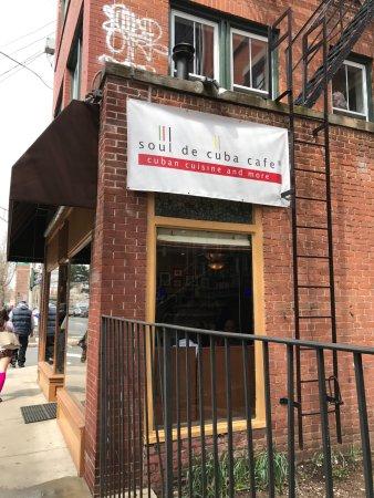 Soul De Cuba Cafe New Haven Ct