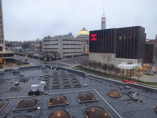 Delta Hotels By Marriott Utica View From Room