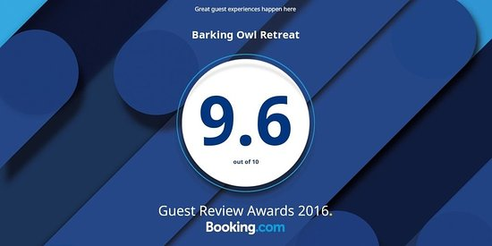 Atherton, Australia: Booking.com 2016 review award