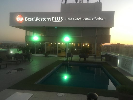 Best Western Gran Hotel Centro Historico Photo