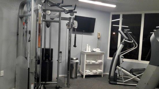 Champions World Resort: Fitness Centre