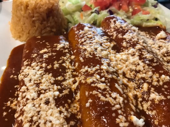 Great food Mexican food, just like Mama - Review of Mi Cocina on ...