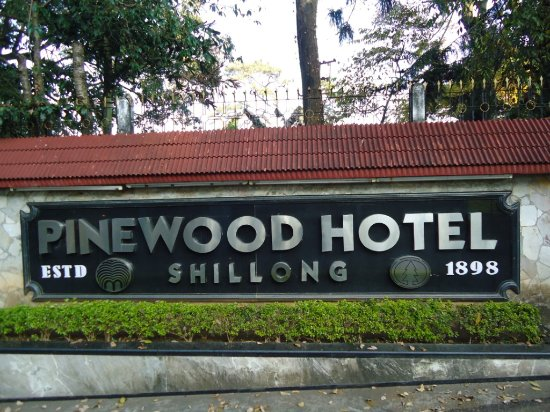 Pinewood Hotel: It came up in 1898.