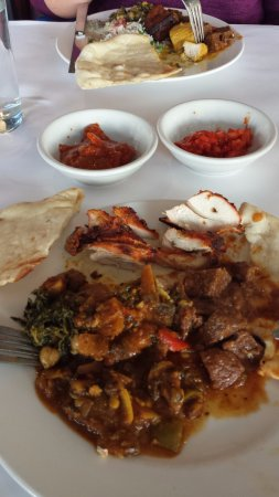 Coromandel Cuisine of India: best lunch buffet in New Ro