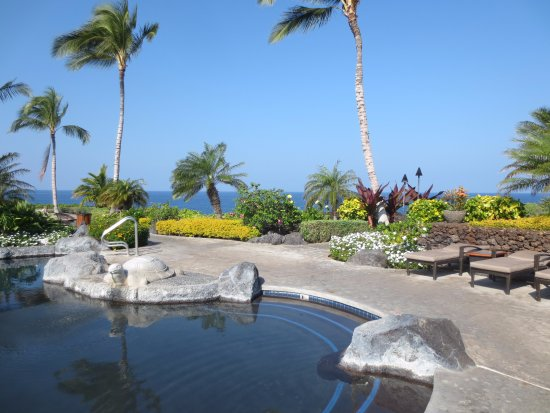 Halii Kai Resort at Waikoloa Beach: プールエリア