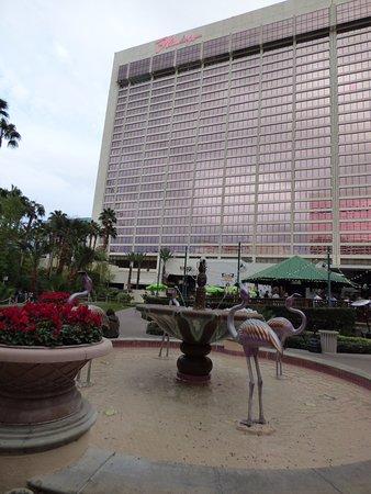 Casino at the Flamingo Las Vegas: Jardin